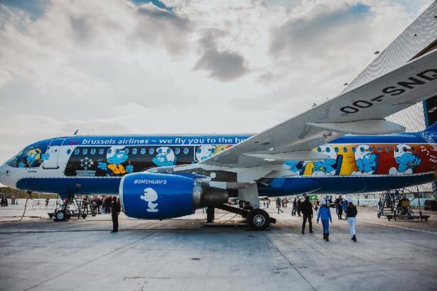 Les pilotes de Brussels Airlines sont en grève les 14 et 16 mai 2018 - DR Brussels Airlines