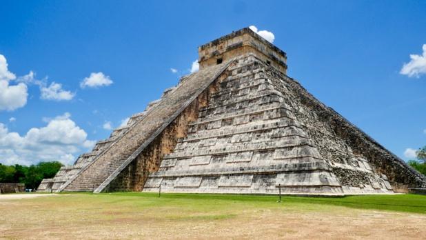 La pyramide de Kukulcán © Laurie Medina