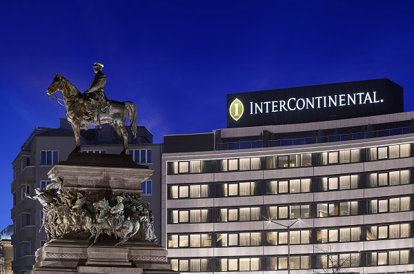 Ouverture de l'Intercontinental Sofia - Crédit photo : Intercontinental