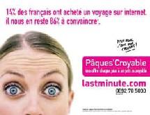 RATP : lastminute.com interdite d'affichage