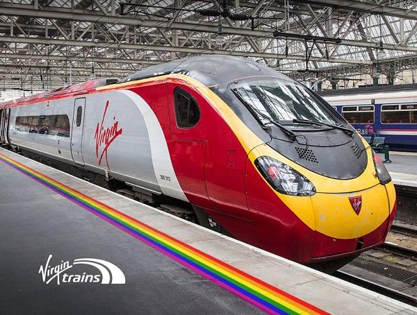 Une partie des lignes de Virgin Trains est reprise par l'Etat - Crédit photo : compte Facebook @virgintrains