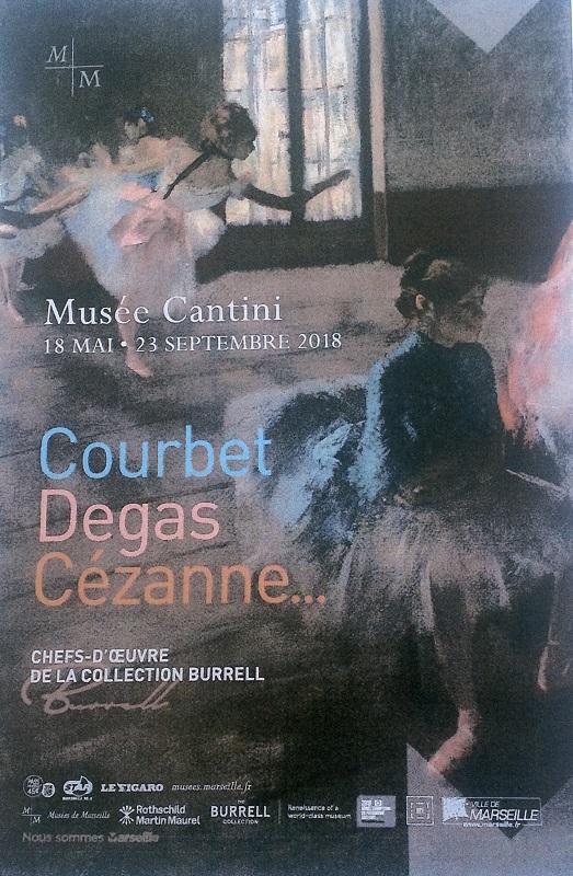 Première mondiale : Marseille présente les chefs-d'œuvre de la collection Burrell
