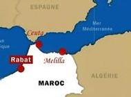 Près de 1.600 clandestins s'entassent dans le camp dressé par la Croix-Rouge à Melilla, dont la capacité d'accueil est de 500 personnes.