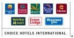 Choice Hotels : 9 nouveaux hôtels Comfort, Quality, Clarion en Europe