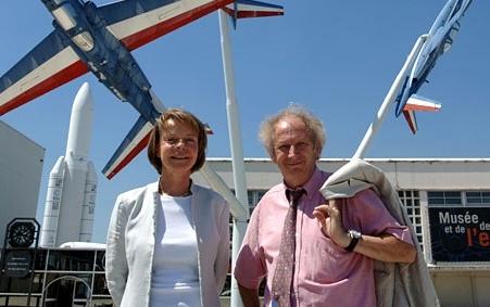 Musée de l'Air et de l'Espace : Catherine Maunoury, succèdera à Gérard Feldzer