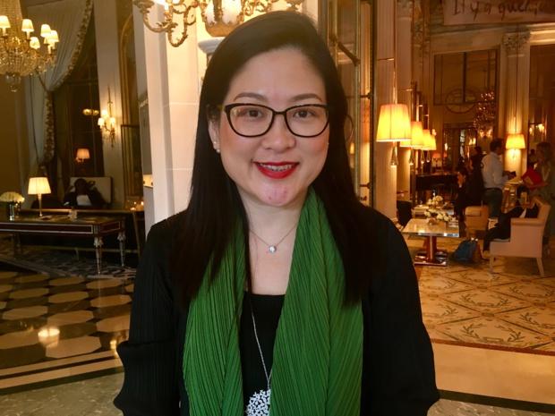 Nooch Homrossukhon, directrice du département réunions et incentive du Thaïland Convention & Exhibition Bureau (TCEB). - CL