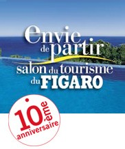 Salon du tourisme ''Envie de Partir'' ce week-end à Paris