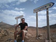 Amine Lagoune est le gérant d'Algérie Tours - DR : Algérie Tours