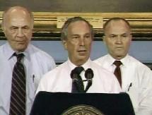 Quatre ans après les attentats du 11 septembre, New-York renoue avec la peur.