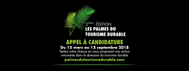 Palmes du Tourisme Durable : faites-vous connaître !