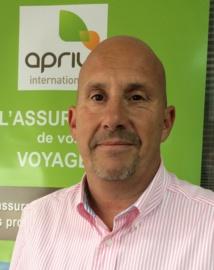 Matthieu Drouet, Directeur Général chez April international voyage