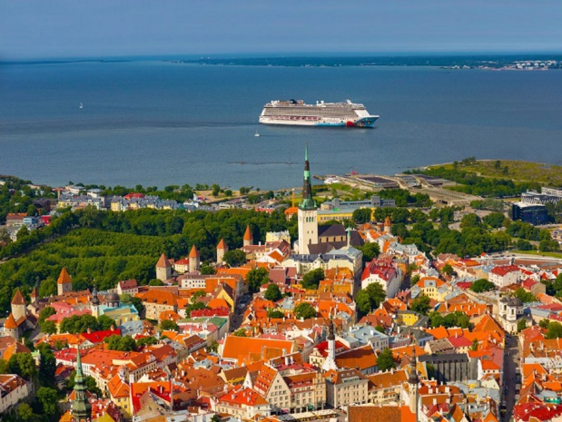 Le Norwegian Breakaway sera en mer Baltique cet été - Photo Norwegian Cruise Line