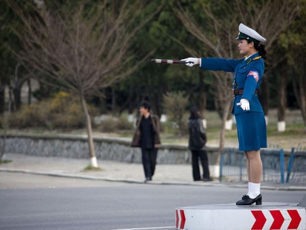 """La Corée du Nord est déjà """"ouverte"""" au tourisme, sous contrôle étatique - Photo : domaine public (William Proby)"""