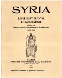 La Syrie... même plus en rêve !