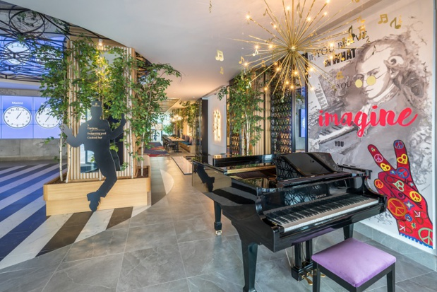 Barceló Hotel Group ouvre un hôtel musical de 156 chambres à Madrid - Photo Barcela DR