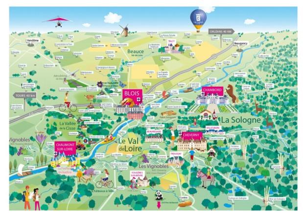 """Blois-Chambord : un pass unique pour cinq """"petits châteaux de la Loire"""""""