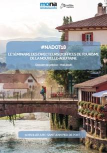Nouvelle-Aquitaine : les directeurs d'Offices de tourisme organisent leur premier séminaire