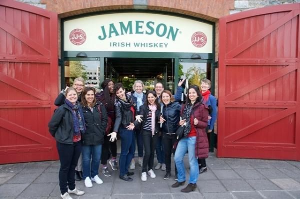 Les agentes de voyages sont allées en Irlande pour un éductour - Crédit photo : Tourisme Irlandais