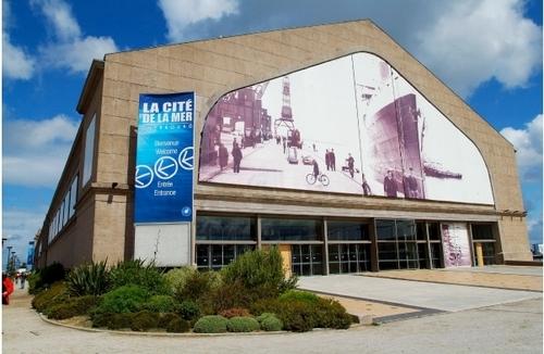 La Cité de la Mer se visite toute l'année, période de fermeture en janvier mise à part. 60% des visiteurs sont accueillis hors de la période juillet/août.
