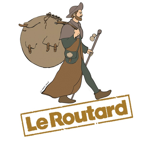 Marchez dans les pas de Jeanne d'Arc ou Guillaume le conquérant grâce à l'application du Guide du Routard - Crédit photo : Le Routard