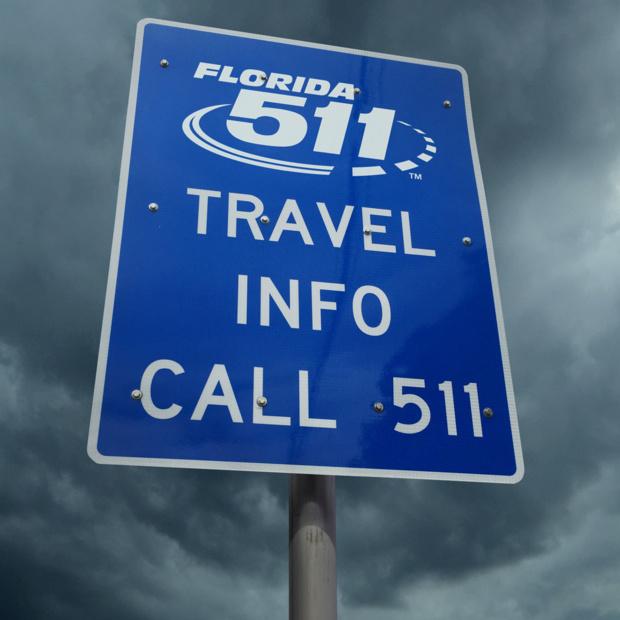 Pour les voyageurs d'affaires qui circulent en Floride en ce début juin, voilà une info qui peut être utile /crédit photo F511