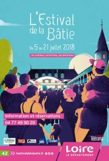 """Loire : 13000 personnes attendues à """"l'Estival de la Bâtie"""""""