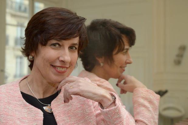 Frédérique Cintrat, CEO de l'appli de networking AXIELLES.COM - FC