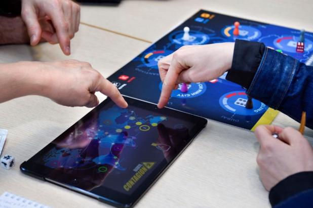 Work and Play associe les mécaniques de jeux et le digital pour optimiser les résultats d'une formation ou d'un séminaire. - Work and Play