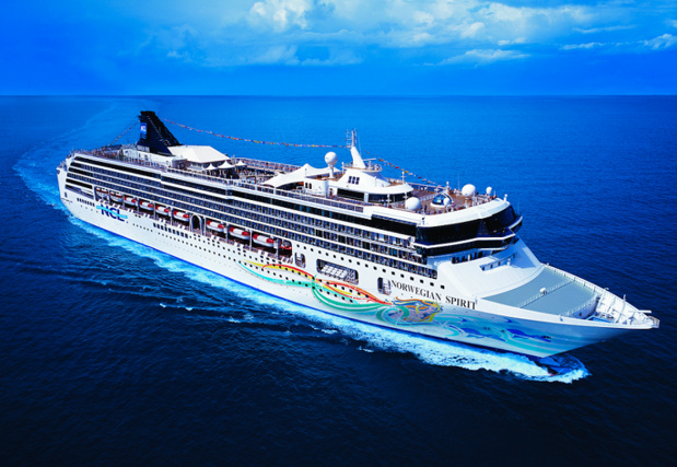 Le Norwegian Spirit - Crédit Photo Norwegian Cruise Line