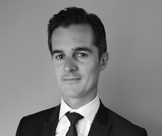Antoine Delesalle nommé Directeur des ventes France d'AMEX GBT - Photo AMEX