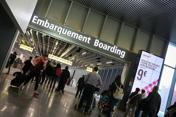 L'aéroport de Toulouse a été impacté par les grèves Air France, malgré un trafic en hausse - Crédit photo : compte Facebook  @AeroportToulouse
