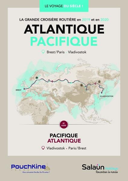 """Salaün : la brochure """"Le voyage du siècle"""" arrive en agence"""