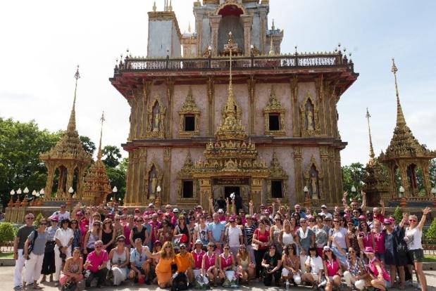 Un 25e anniversaire en Thaïlande riche en émotions - DR : Climats du Monde