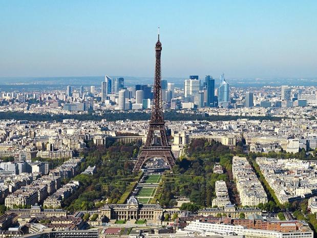 Paris - crédit Taxiarchos228 / wikicommons