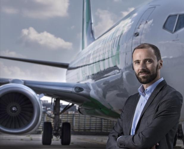 Nicolas Hénin, DGA commercial et marketing de Transavia France depuis juin 2018. Il remplace Hervé Kozar © DR Transavia France