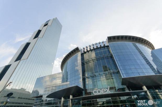Le Coex center de Séoul, haut lieu du MICE en Asie © Mice Seoul