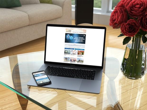 TourMaG.com : la newsletter Emploi fait peau neuve et devient hebdomadaire !