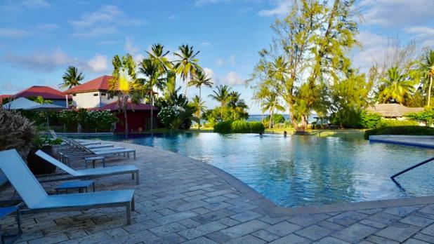 L'hôtel Cap Est Lagoon © Laurie Medina