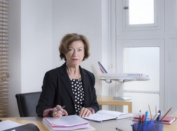 Anne-Marie Couderc, Présidente non-exécutive d'Air France
