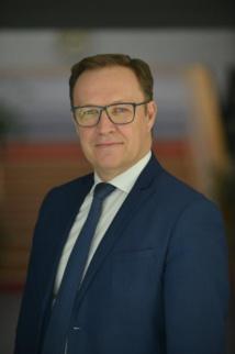 Marc Gibiat, directeur de La Rochelle School of Tourism & Hospitality. - Sup de Co Le Rochelle.