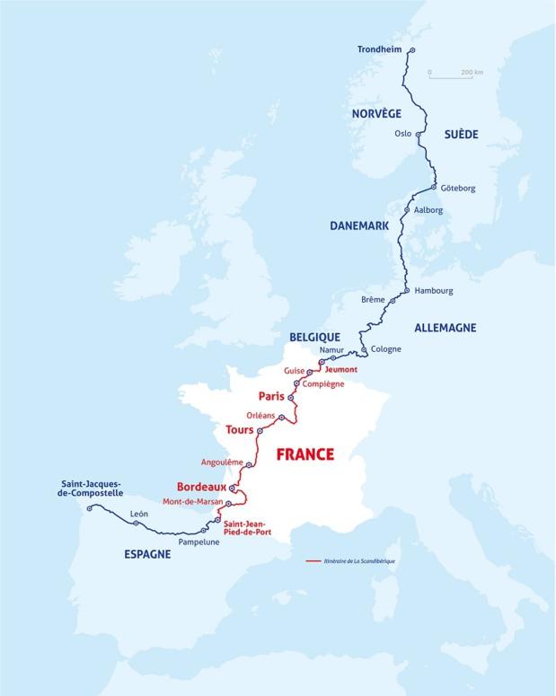 La Scandiberique officiellement ouverte en France