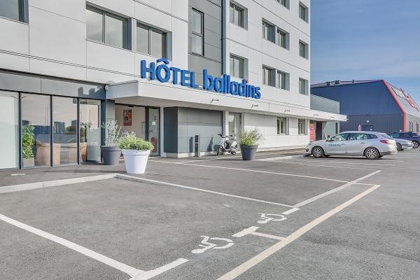 Repris début juin, les hôtels Balladins reprennent la marche en avant, avec de nombreux projets - Crédit photo : Hôtel Balladins