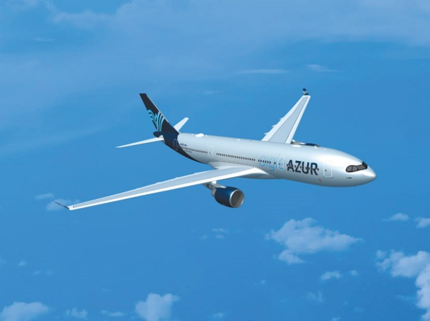 Nouvel Airbus A330 pour Aigle Azur