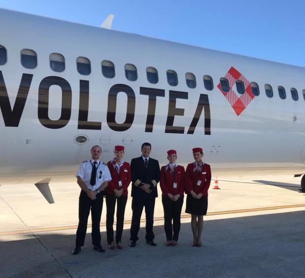 250 postes sont à pourvoir au sein de la compagnie Volotea, dont des postes de pilotes et du personnel naviguant. - Volotea