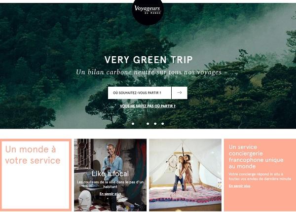 Voyageurs du monde s'offre un tout nouveau site - Crédit photo: Voyageurs du Monde