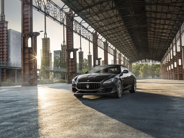 Hertz italie accueille des nouveaux modèles Maserati - Crédit photo : Hertz