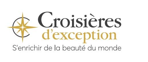 Changement de logo pour Croisières d'exception - Crédit photo : Croisières d'exception