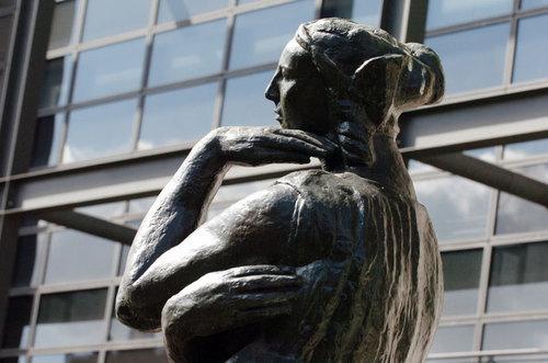 Pénélope d'Antoine BOURDELLE, sculpteur