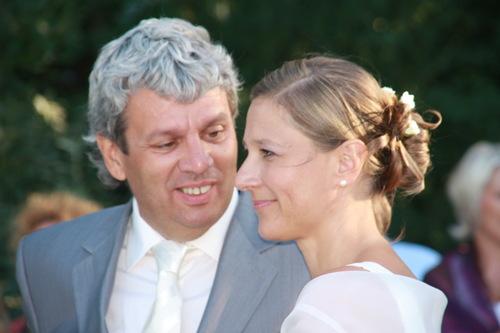 Entre Philippe et Miranda, c'est à la fois Love story et l'entente cordiale...