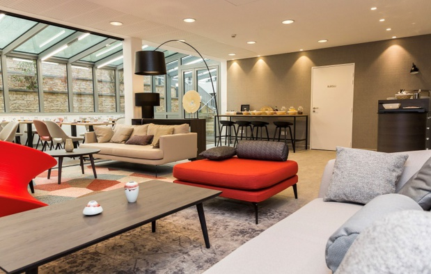 L'appart'hôtel de Montmartre première adresse Odalys intra-muros à Paris - DR Odalys